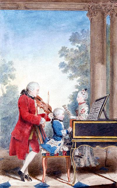 Louis Carrogis dit Carmontelle - Portrait_de Wolfgang Amadeus Mozartמוסיקה מוזיקה