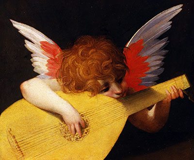 Rosso Fiorentino - Madonna dello Spedalingoמוסיקה מוזיקה