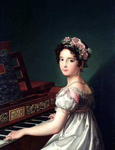 playing_the piano - Gonz lez Vel zquezמוסיקה מוזיקה