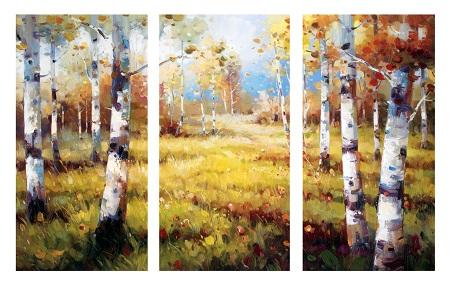 עצים - תמונה בחלקיםעצים - תמונה בחלקים