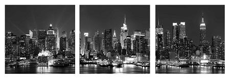 ניו יורק - תמונה בחלקיםאבסטרקט  - תמונה בחלקים