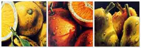 אגסים תפוזים לימונים