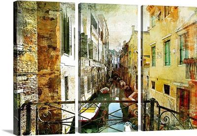 ונציה - תמונה בחלקים