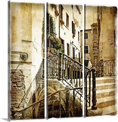אפשרות לחלוקת תמונות - ונציה - תמונה בחלקים