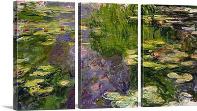 waterlilies waterlilies