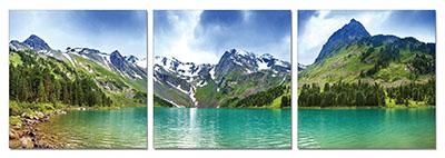 נוף הרים אגםנוף הרים אגם