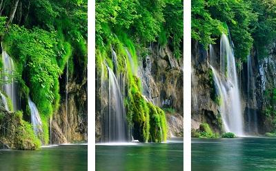 מפלים - תמונה בחלקיםמפלים