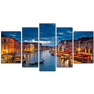 ונציה בלילה   Venice at Night ונציה  לילה  איטליה