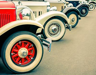 מכוניות עתיקותמכונית