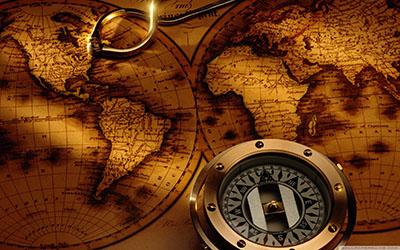 מצפן מפות ישנות עתיקות     מצפן __golden_compass