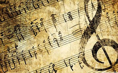 תווים_vintage_music_sheets
