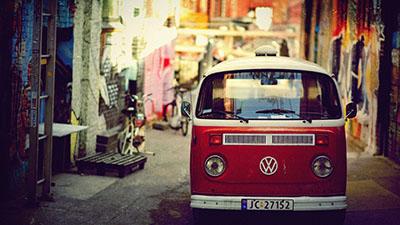 וולסווגן ישןוינטג   תמונות של מכוניות