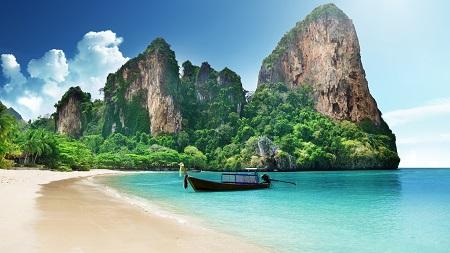 חוף  בתאילנד   beach_thailand_ocean