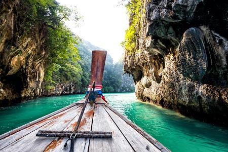 קראבי  תאילנד  חוף  ים