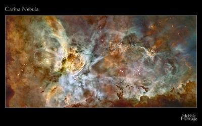 Carina NebulaCarina Nebula