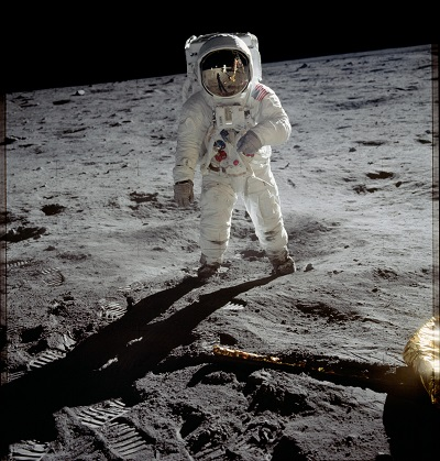 Buzz Aldrin on the MoonBuzz Aldrin on the Moon