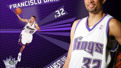 NBA  Francisco Garcia