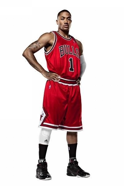 Derrick Rose NBA     Derrick Rose