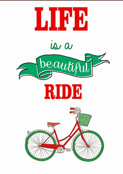 אופניים  - תמונה על קנבס,מוכנה לתליה.אופניים  -    129