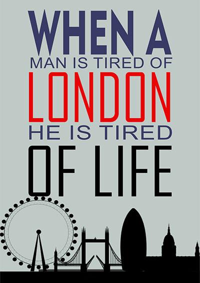 לונדון- תמונה על קנבס,מוכנה לתליה.129  לונדון