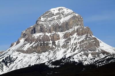 Crowsnest Mountain Crowsnest Mountain