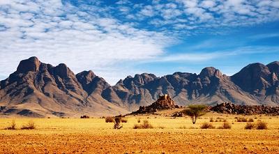 הרים ומדברהרים ומדבר