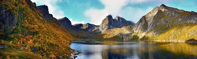 glacial lake glacial lake
