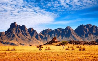הרים ומדבר