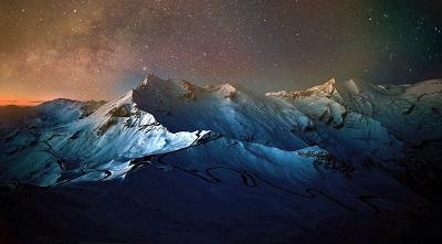 הרים בלילההרים בלילה