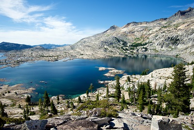 Lake Aloha, Mosquito Pass, CaliforniaLake Aloha, Mosquito Pass, California