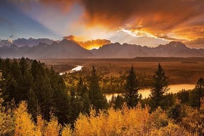 שקיעה  - ארצות הברית grand-teton-national-parkGP-VIEW-1094_river-overlook_grand-teton-national-park_sunset