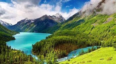 הרים ואגם beautiful_mountain_lakesהרים ואגם beautiful_mountain_lakes
