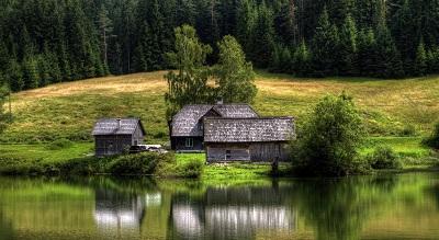 בית האגםבית האגם