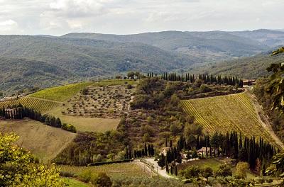 נוף כפרינוף כפרי  הרים