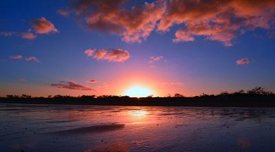 שקיעה   Sunsetשקיעה   Sunset