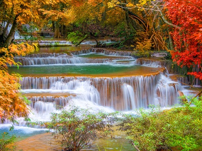 מפל מפל   waterfall   _waterfall-nature-water-autumn