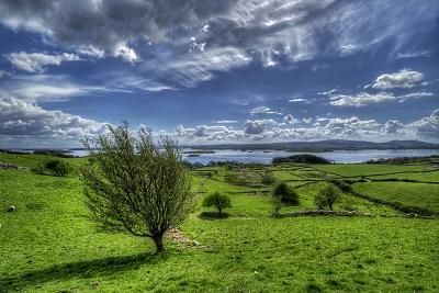 נוף אירלנדנוף אירלנד _connemara_county-galway_ireland_pole_derevya_peyza