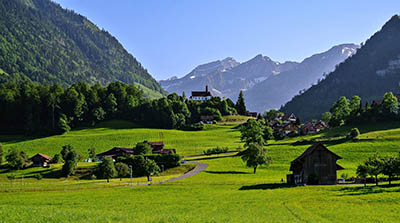 Switzerland__town_countryside_landscapes_houses_trees_grass_green_spring_nature_forest_beauty_life_mountains_farms