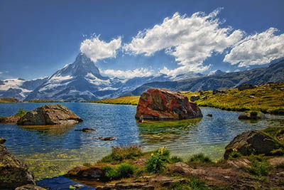 שוויץשוויץ   Coast_Switzerland_Mountains_Zermatt_Nature