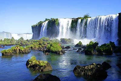 מפלי איגוזו   Iguacu Fallsמפלי איגוזו   Iguacu Falls  ארגנטינה  ברזיל