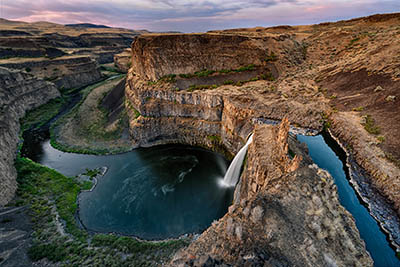 Palouse Falls Sunrise Palouse Falls Sunrise