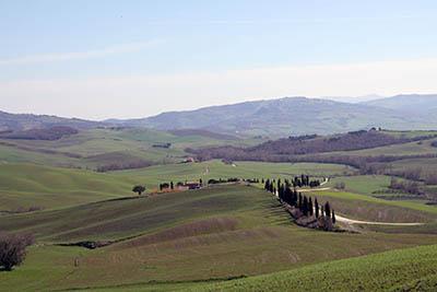 תמונות של שדות צילומים  val dorcia   איטליה טוסקנה