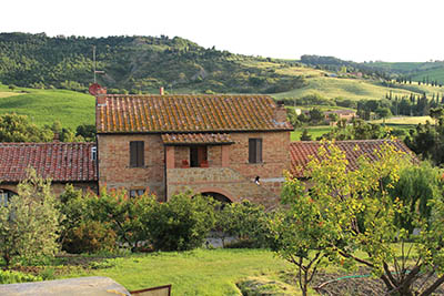 אחוזה בכפר - איטליהאחוזה בכפר - איטליה   טוסקנה