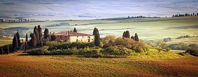 נוף כפרי - טוסקנהנוף כפרי - טוסקנה italy_tuscany_summer_countryside_landscape_nature_trees_sky_green_field_wide