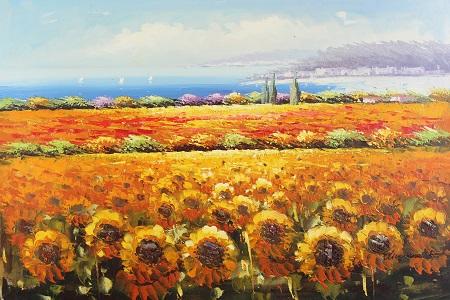 פרחים ונוףפרחים ונוף  129
