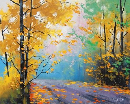 דרך ועציםדרך ועצים    129