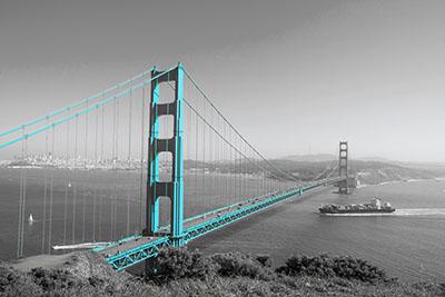 סן פרנסיסקוגשר סן פרנסיסקו
