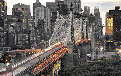מנהטןגשר   -manhattan-queensboro-bridge