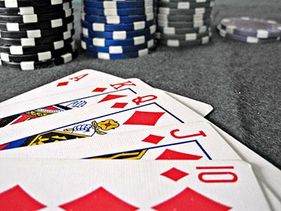 קזינו קזינו - קלפים