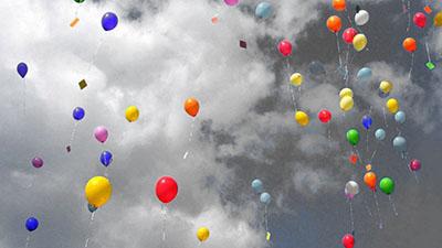 בלונים_Balloons